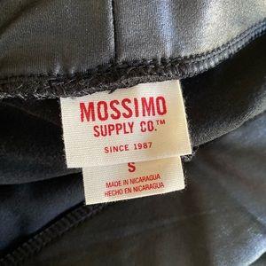 Mossimo faux leather leggings